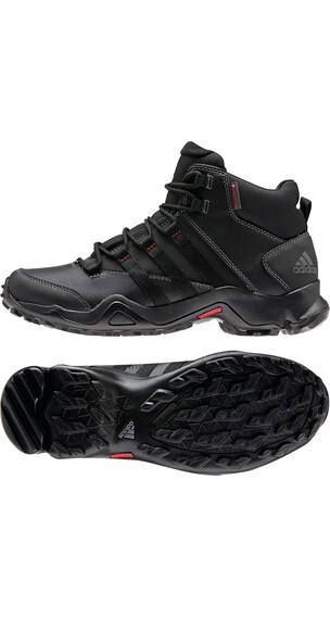 adidas AX2 Beta Mid CW Shoes Men core black/vista grey s15/power red